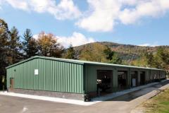 A New Maintenance Building for the Country Club of Sapphire Valley