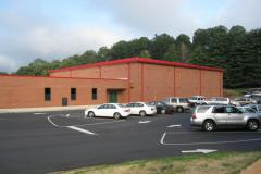 East Franklin Elementary School - Gymnasium