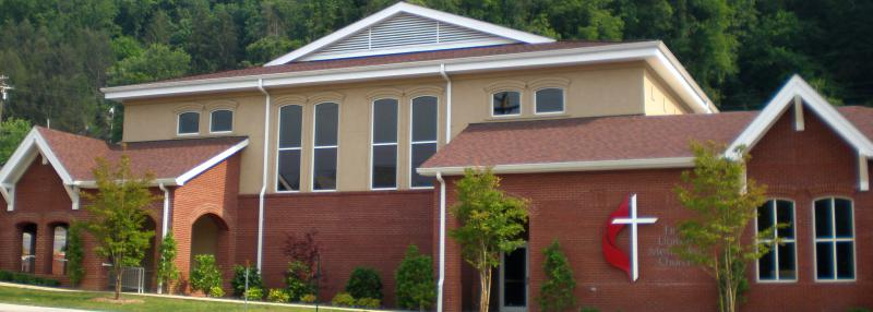 First United Methodist Church - Sylva, North Carolina