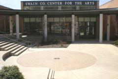 Swain County High School Performing Arts Center - Bryson City